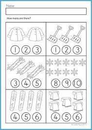 winter math worksheets u0026 activities no prep math worksheets