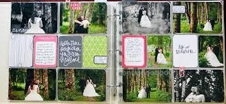 Project Life Wedding Album A Wedding Album Craft Warehouse