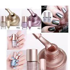 chrome nail varnish ebay