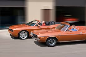 Dodge Challenger Convertible - which would you rather own 1970 dodge challenger or 2010 dodge