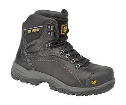 caterpillar graft boots black caterpillar mens diagnostic black