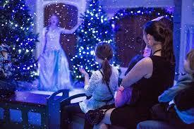 christmas winter wonderland express picture of w5 belfast