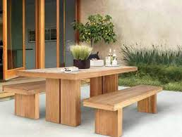 Wooden Patio Dining Set Outdoor Table Design Decor Wooden Patio Dining Table With Outdoor