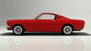 mustang fastback 1965 simraceway ford mustang 2 2 fastback