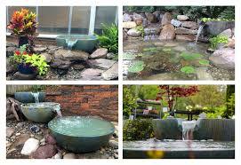 backyards modern extraordinary backyard ideas with ponds 19