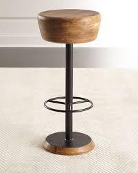 Mango Wood Bar Stools Mango Wood Furniture Horchow Com
