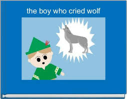 village town references the boy who cried wolf rebox s story books on storyjumper