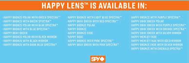 happy green color spy optic happy lens bike test reviews