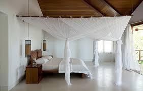 chambre lit baldaquin lit baldaquin pour une chambre de déco romantique moderne