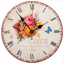Silent Wall Clock Best Vintage Wall Clocks U2013 How To Choose The Perfect One