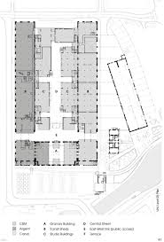 St Pancras Floor Plan New University Of The Arts London Campus For Central Saint Martins