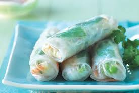 where to buy rice wrappers tuna avocado rice paper rolls