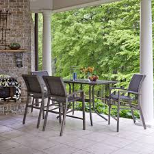 Counter Height Patio Dining Sets - outdoor counter height furniture counter chairs and counter tables