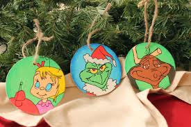 items similar to handmade how the grinch stole ornament
