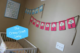 baby name banners the crazy craft lady