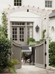 17 great ideas for better outdoor living driveways arbors and