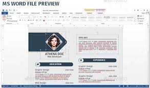 Resume Web Template Premium Cv Templates Html Psd Free Templates Download