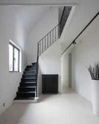 black staircase het atelier interieur hooglede west vlaanderen project top