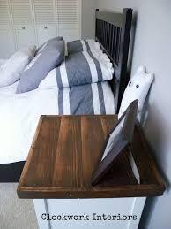 Hemnes Ikea Nightstand Ikea Hack Customize A Hemnes Nightstand With Reclaimed Wood