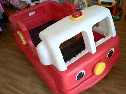 Fire Engine Bed Step 2 Fire Truck Toddler Bed Yelp