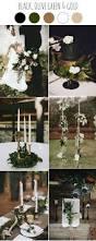 Elegant Colors Chic Dark And Moody Fall Wedding Ideas And Colors Dark Purple