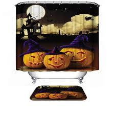 Skull Shower Curtain Hooks Halloween Shower Curtain Hooks