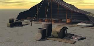 desert tent acessories for desert tent