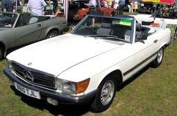 mercedes sl280 the history of mercedes sl280