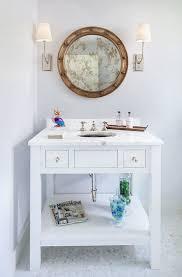 Bathroom Vanity Mirrors by 25 Best Open Bathroom Vanity Ideas On Pinterest Farmhouse