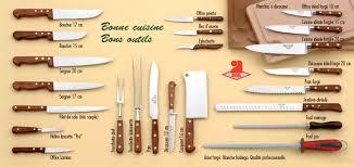 couteaux de cuisine bonne cuisine bons outils coutelier charles couttier maître