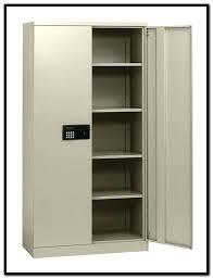 lockable metal storage cabinet storage cabinets locks standardhardware co