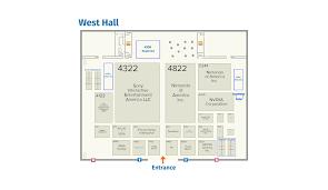 100 la convention center floor plan the ritz carlton suite