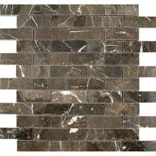 emperador polished brick tiles polished marble mosaic tiles tiles