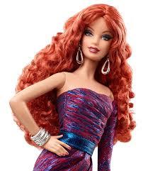 amazon barbie shine redhead doll toys u0026 games