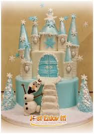 disney themed cakes frozen castle cake all about sugar