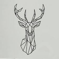 the 25 best deer head tattoo ideas on pinterest reindeer tattoo