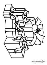 christmas coloring pages crafts craft brownie