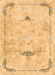 vintage frame on paper sheet royalty free texture stock photo