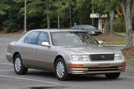 daily turismo low mile survivor 1996 lexus ls400