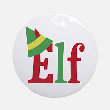 Buddy The Elf Christmas Decorations Buddy The Elf Christmas Ornament Cafepress