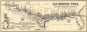 St Augustine Florida Map by The Old Spanish Trail See St Augustine