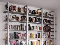 L Bracket Bookshelf Residential Pole Mounted Portfolio Rakks Nuggie U0027s Big Boy