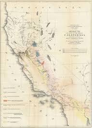 Maps O Old Maps Of California California Map