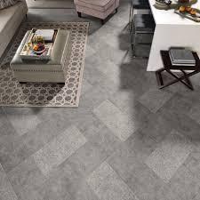 Black Ceramic Floor Tile Kitchen Contemporary Kitchen Tile Flooring Popular Kitchen Tile