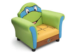 Ninja Turtle Bedroom Furniture by Teenage Mutant Ninja Turtles Upholstered Chair Delta Children U0027s