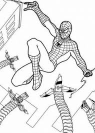 spiderman coloring pages print printable spiderman coloring