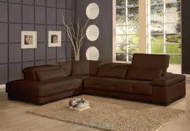 Striped Sofas Living Room Furniture by Living Room Designs With Brown Furniture White Leather Sectional