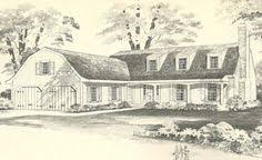 New England Homes Floor Plans Vintage House Plans Vintage Homes Floor Plans 1970s Dutch