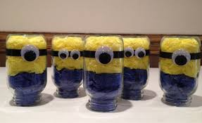 minions centerpieces pin by emily martin on centerpieces decorations