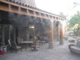 Misters For Patio by The Pros U0026 Cons Of Outdoor Misting Systems U2013 Theplumber Com